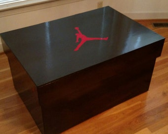 Giant Jordan Shoebox Storage