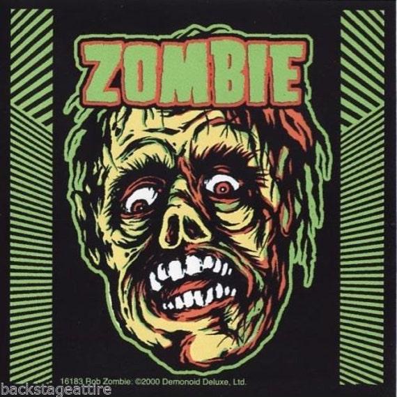 Zombie Soldier Sticker Hardcore WATERPROOF Vinyl Decal NEW Free Shipping