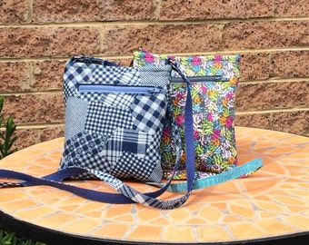 Small Handbag PDF Sewing Pattern