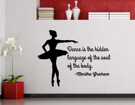 Modern Dance Martha Graham Quotes