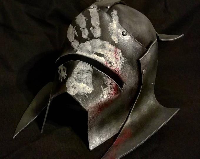 Uruk Hai Warrior Cosplay Helmet Replica