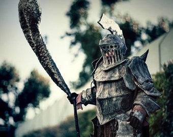 The Rock Cosplay - Rock Armor