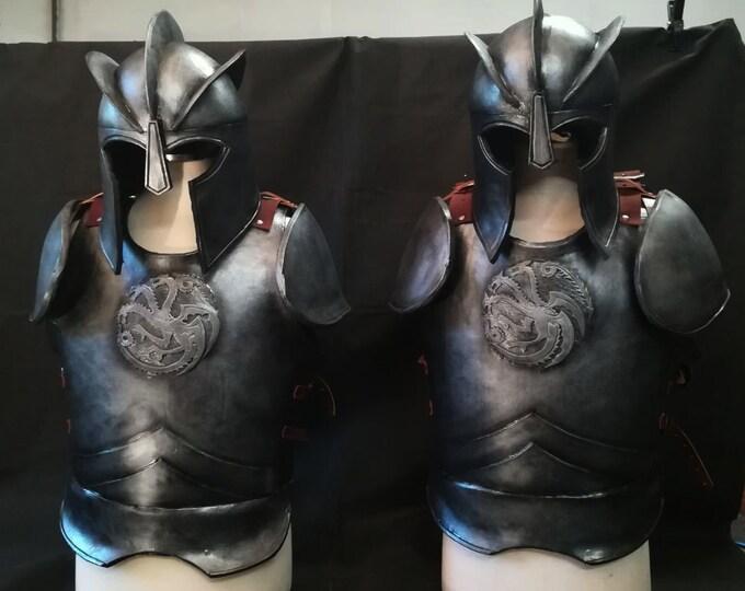Targaryen Armor Cosplay