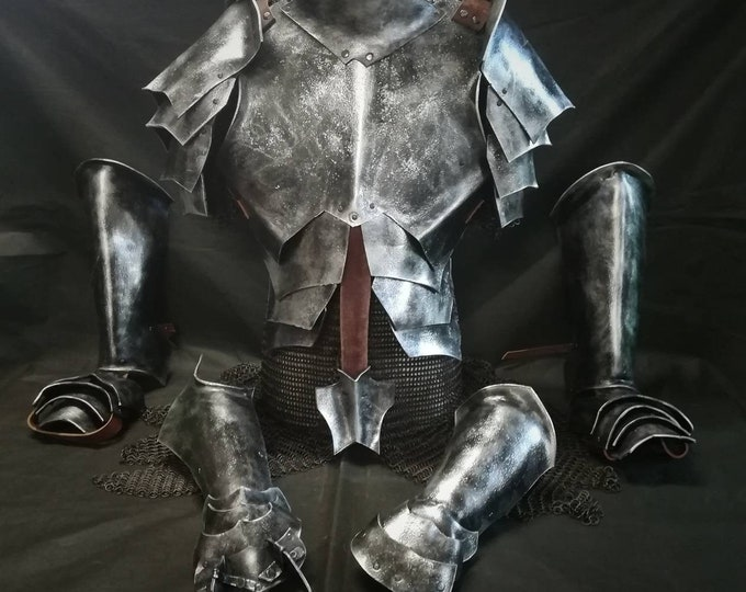 Uruk Hai Warrior Cosplay Armor