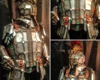 Iron Hills Dwarf Cosplay Armor