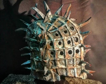 Helmet of Nails