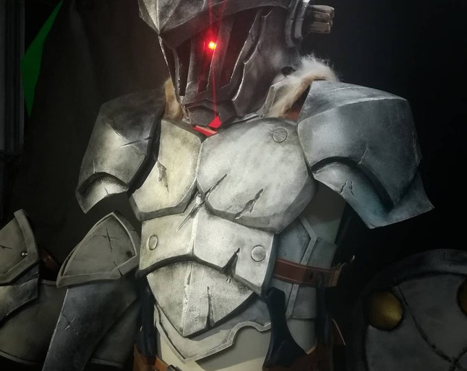 Goblin Killer cosplay armor