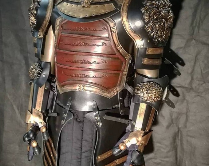 Jaime Lannister Armor Cosplay - Leather variant