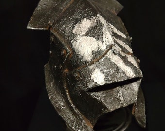 Uruk Hai Warrior Cosplay Helmet Replica