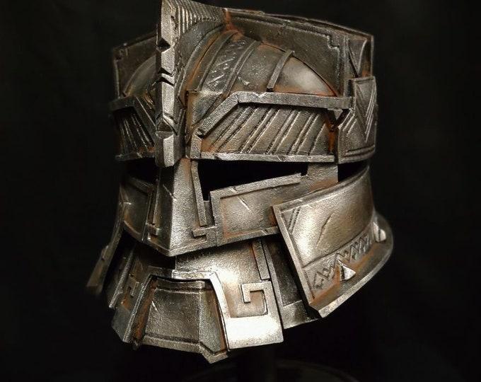 Erebor Dwarf Captain Helmet