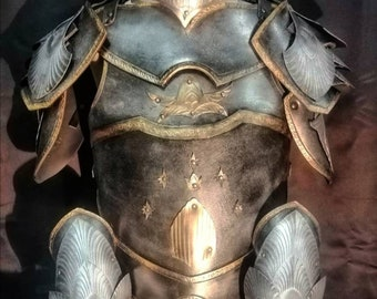 Lord of the Rings Gondor King Cosplay Armor