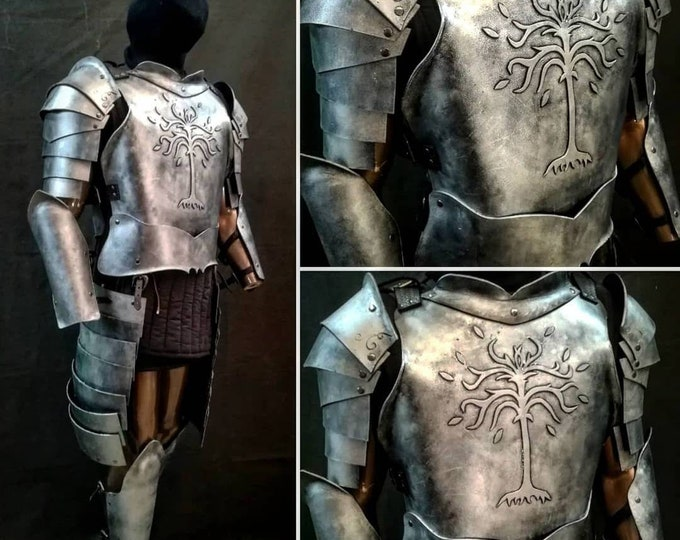 Lord of The Rings Minas Tirith - Gondor Soldier Cosplay Armor