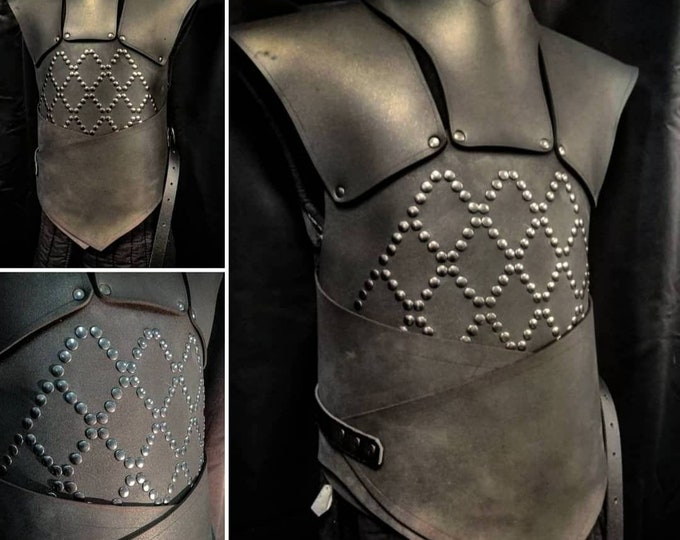 Unsullied Cosplay Armor
