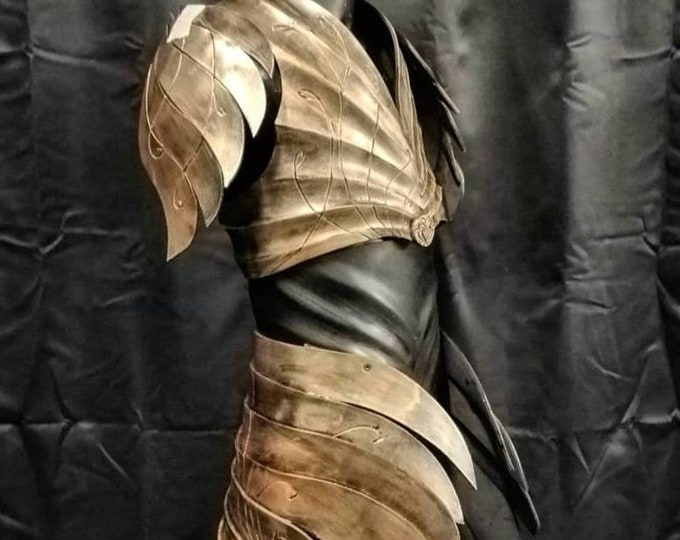 Wood Elf Cosplay Costume Armor