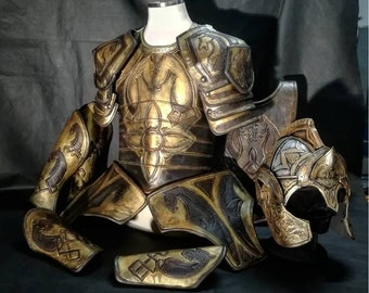 Theoden King of Rohan Armor