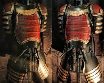 Lannister Soldier Cosplay Armor from Game of Thrones