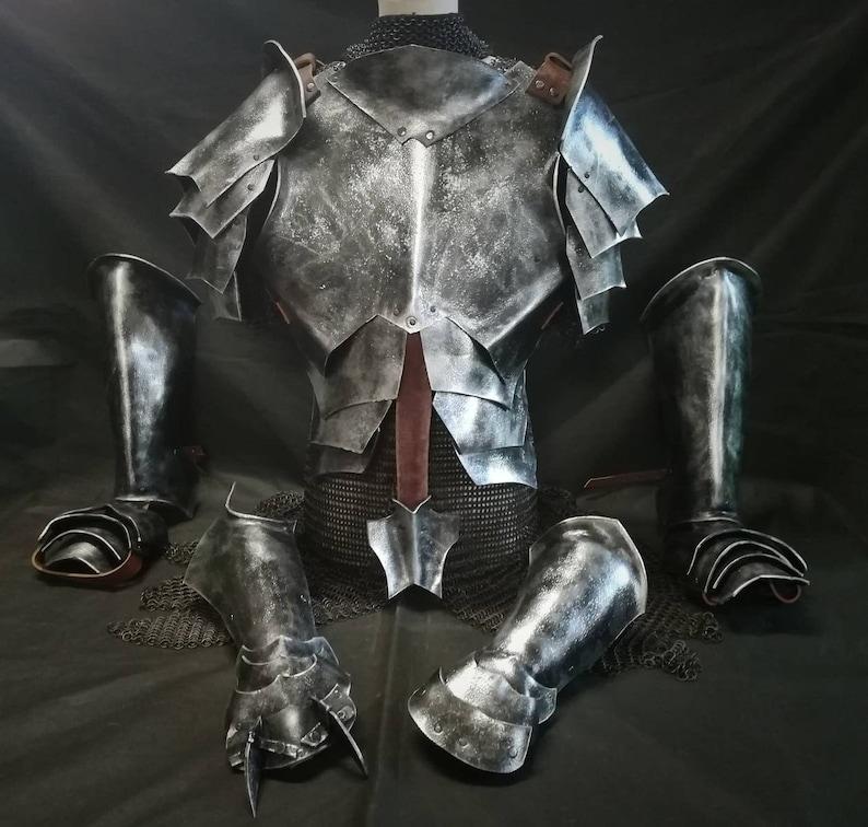 The Perfect Cosplay Uruk Hai Armor