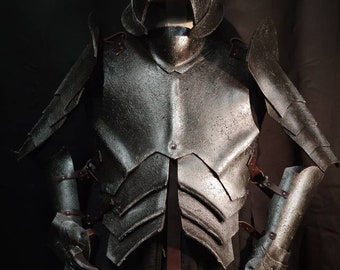 Uruk Hai Warrior Cosplay Armor