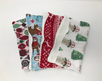 Reusable Polish / Dust Cloths, Zero Waste Fabric Cloth, Eco Friendly Cleaning Products, Sustainable Gift