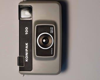 Konipak 100 Vintage Camera