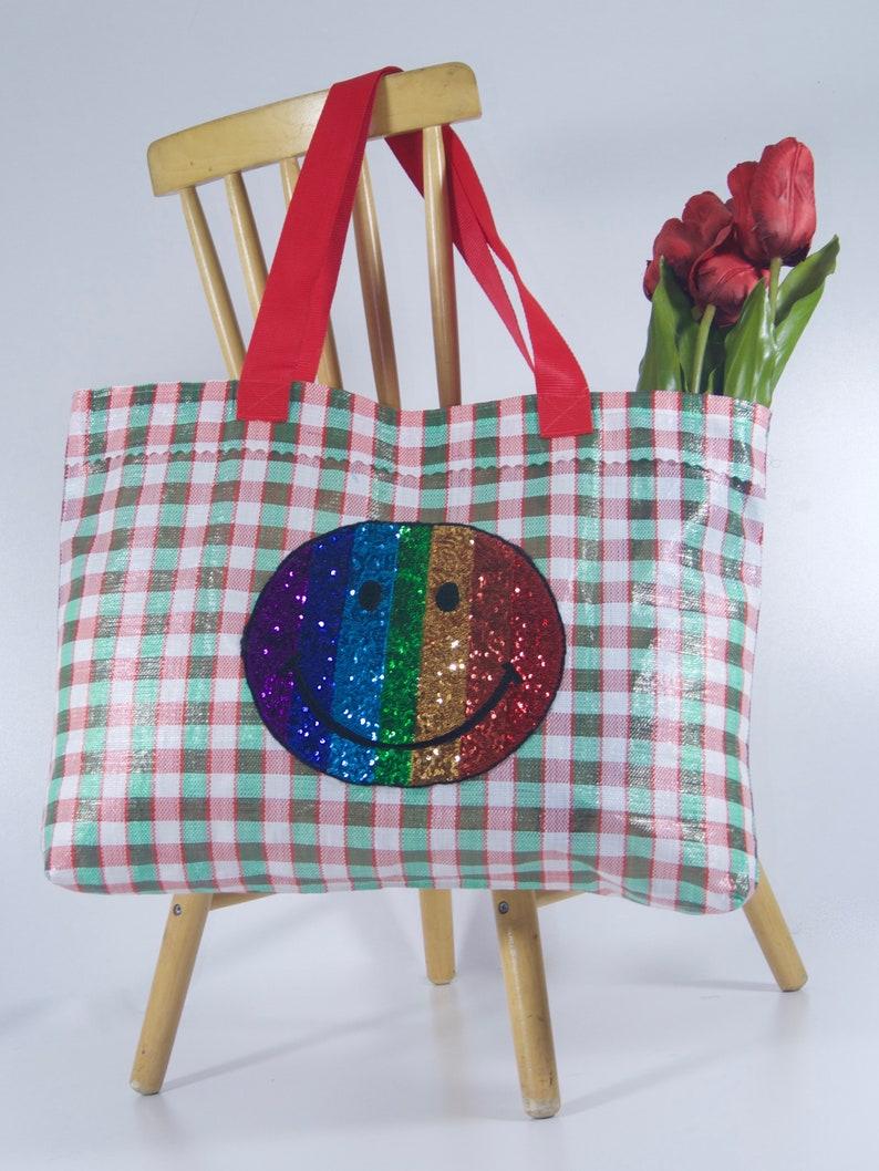 market bag Shopping bag,Beach bag handmade bag, summer bag