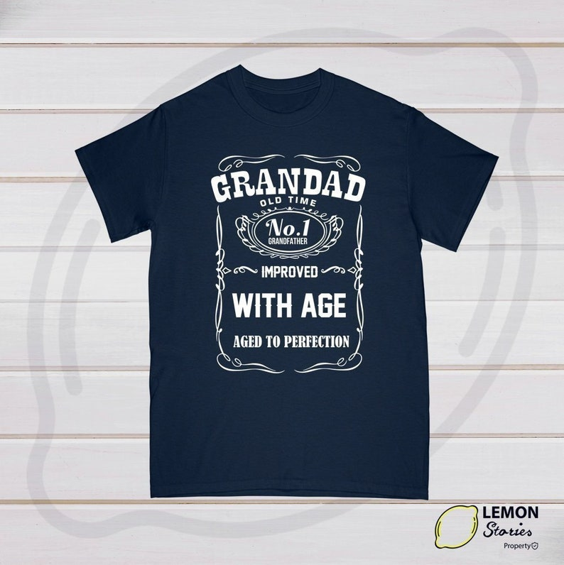 image 0 ... & Grandad T-shirt Grandad gifts Grangfather gift Grandpa shirt | Etsy