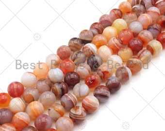 Gemstone Strand Small Peach Color Beads Genuine Gemstones Pale Orange Color About 65 beads 6mm Peach Agate Beads Round Pastel Beads