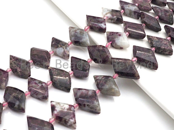 High Quality Natural Tourmaline Horse Eye Shape Beads, Natural Tourmaline beads, 16x30mm, sku#U670