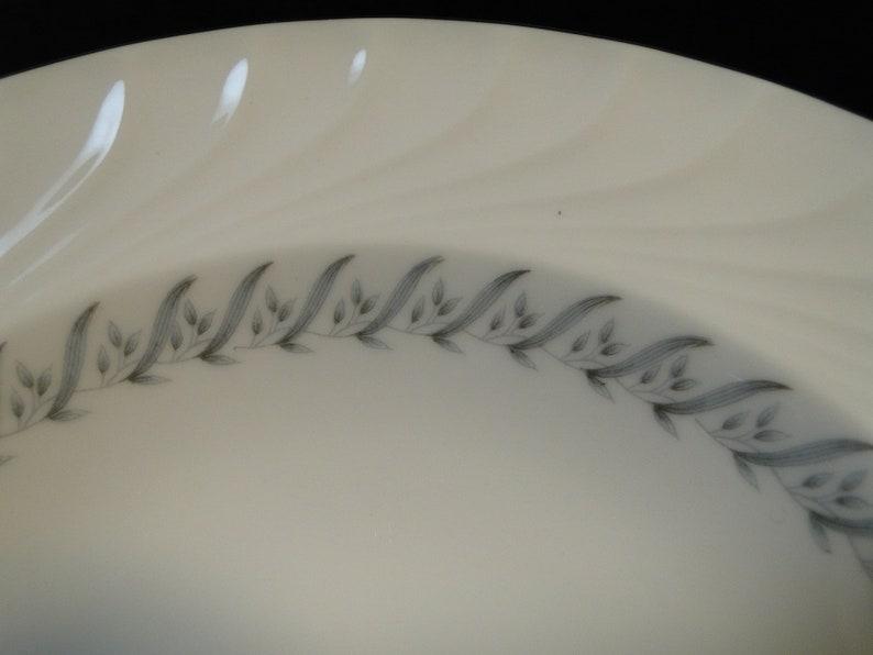 Lynnbrooke Fine China Silouette Soup Salad Bowls 8 38 Set of 4 EXCELLENT