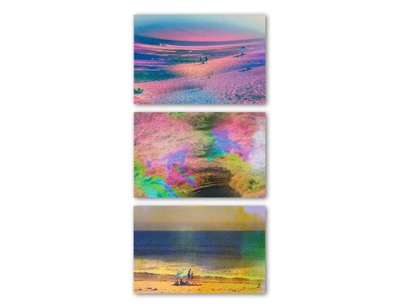 'Malibu' Postcard Set