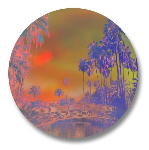 'Palm Tree' Pin