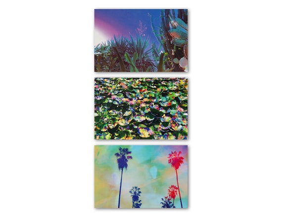 'Echo Park' Postcard Set