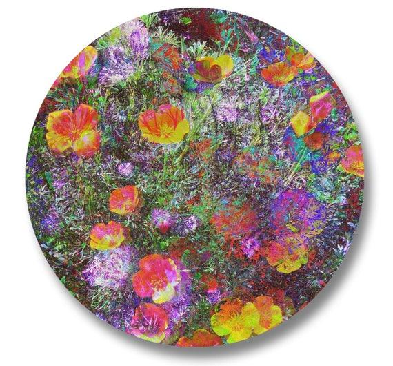 'California Poppy' Pin