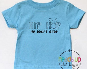 Toddler T-shirt Easter Outfit Old School Radio Hip Hip Hop Ya Don/'t Stop Creeper Bodysuit Onesie Unisex 80/'s Hip Hop Funny