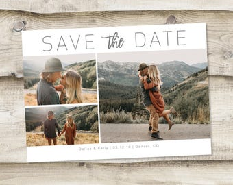 Save the date psd | Etsy