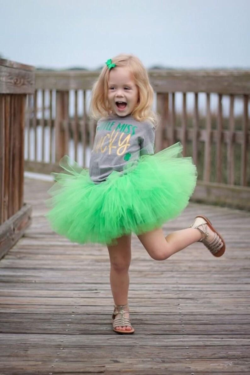 62a724057 Green Cheeky Tutu Skirt Bummie Tutu Tush Tutu Skirt Girls