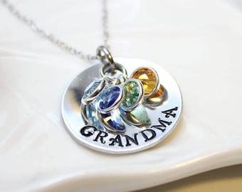 grandma jewelry etsy