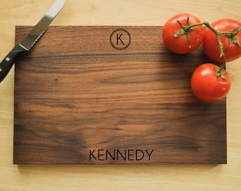 Personalized Wedding Gift, Personalized Cutting Board - Engraved Cutting Board, Custom Cutting Board, Wedding Gift, Housewarming Gift