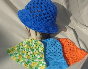 New Hand Crochet Mesh Backpack Market Beach Party Bag Ready To Ship K Bella Jolie Purple Fruit Punch Cotton Crochet
