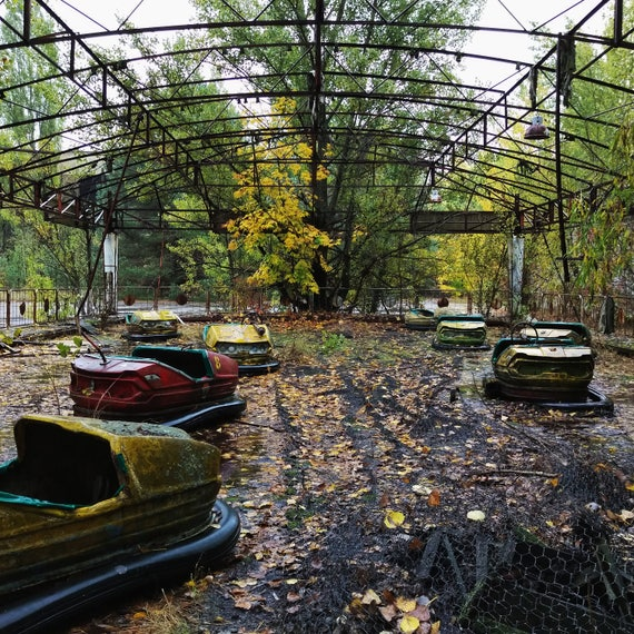 Ukraine Print Ukraine Photography Chernobyl Print