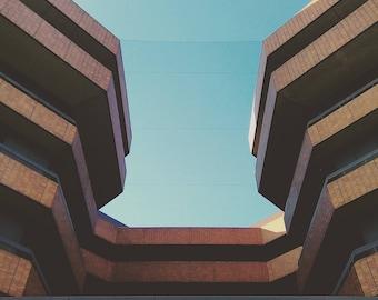 Architecture Photography, Architecture Print, Architecture Decor, Architecture Art, Brutalism Print, Brutalism Art, Brutalism Photography
