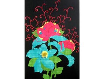Simply Beautiful Panel by Michael Miller- OOP- HTF