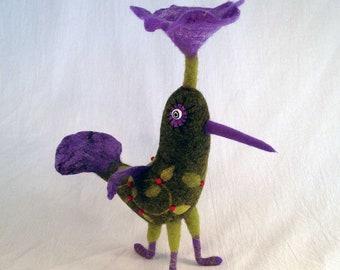 Holly Go Lavender Bird