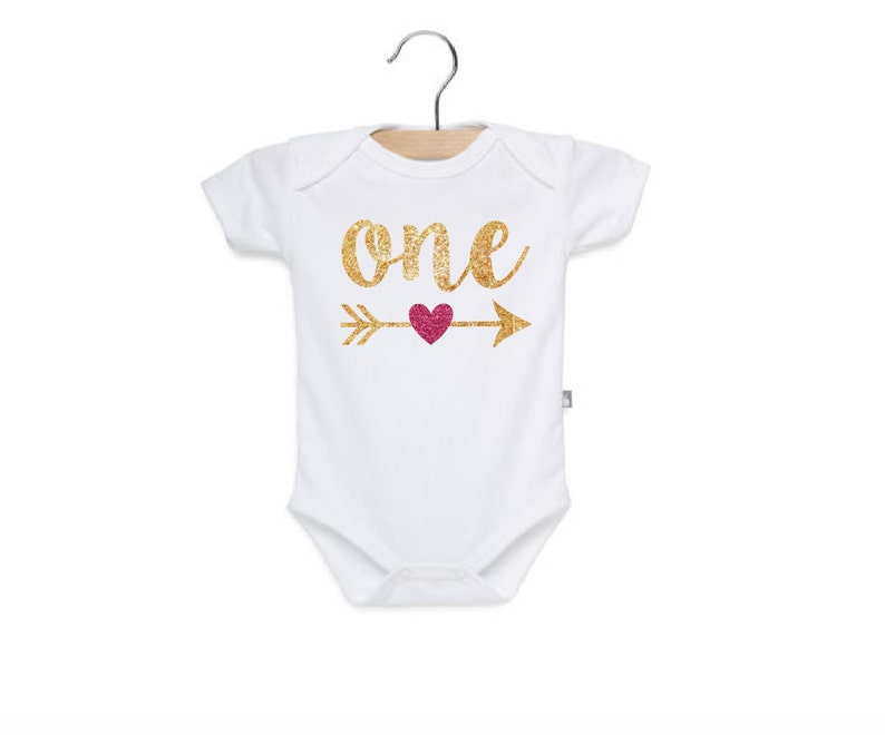 First Birthday Shirt Outfit 1st