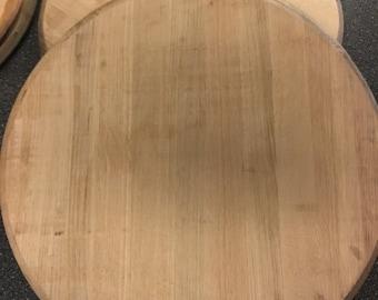 Kentucky Bourbon Barrel Head Plain (top)