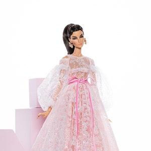 Vintage fashion doll dress Mitzi Barbie miss Suzette revlon auburn tigers
