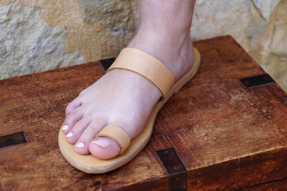 Armonia leather sandal made natural real leather,nice gift for wife,for girl,best price leather sandal,spring summer hand made in Greece