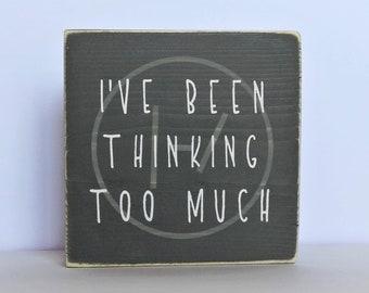 3ccaba55f7e4b Mini wood sign