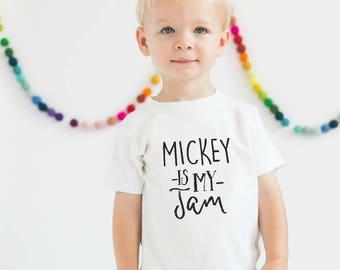 Kids Mickey Disney Shirt, Disney Trip Shirt, Mickey mouse Disney Shirt, Kids Mickey Party Shirt, Max and Mae Kids Clothing