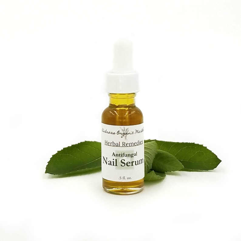 Organic Anti fungal Nail Oil, Athlete's Foot Serum, Herbal Nail Infection  Serum, Itch Relief Serum, Athletes Foot & Nail Fungus Oil